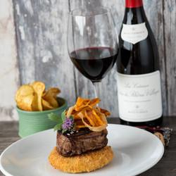 Quay West Restaurant Donegal Fillet