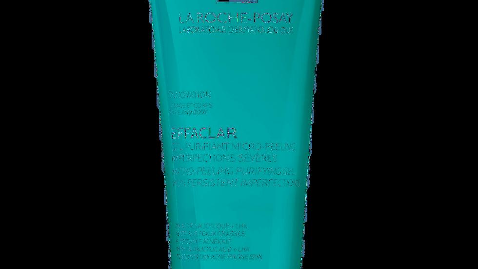 La Roche Posay Effaclar Micro-Peeling Purifying Gel 200ml