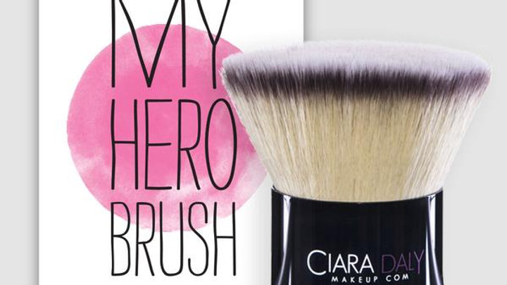 Ciara Daly Hero Brush Ultimate Foundation Brush