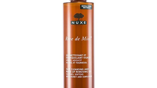 NUXE Reve De Miel Cleansing & Make-Up Removing Facial Gel 200ML