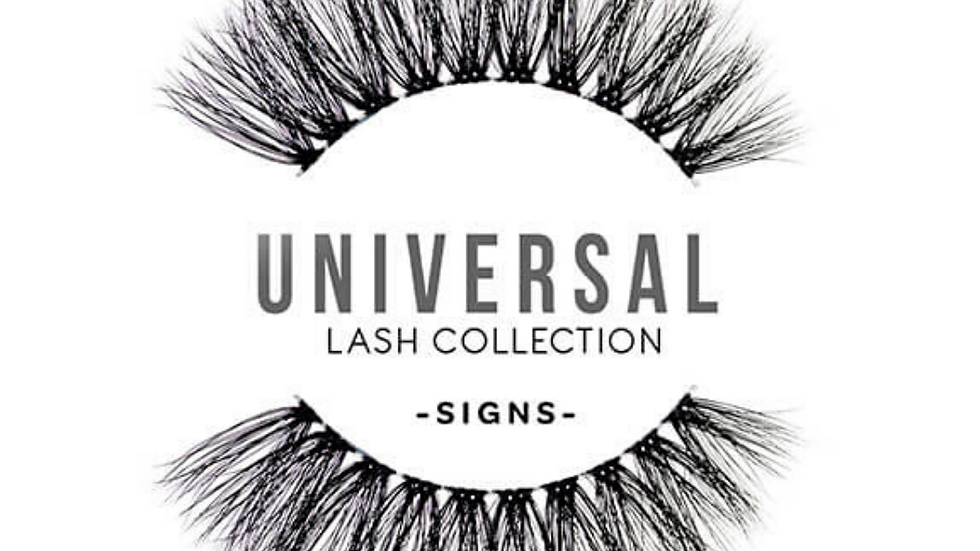 Bperfect Universal Lash Collection-Signs