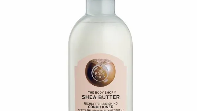 The Body Shop Shea Butter Richly ReplenishingConditioner