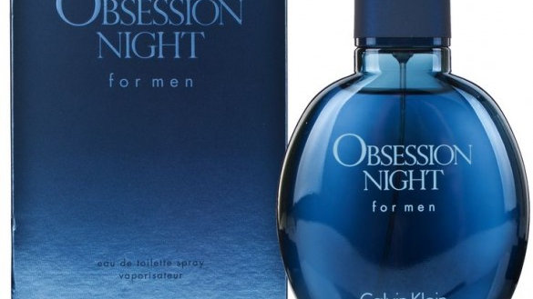 Calvin Klein Obsession Night for Men EDT Spray 125ml