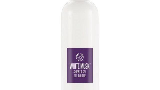 The Body Shop White Musk Shower Gel