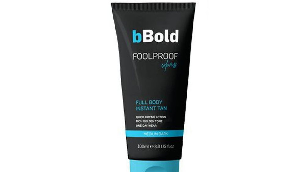 bBold Foolproof Lotion 100ml