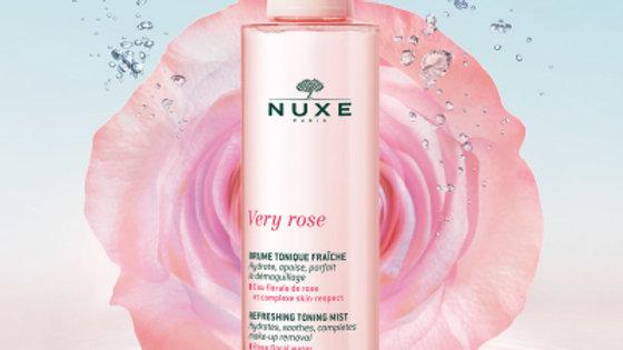 NUXE Very Rose Refreshing Toning Mist 200ml