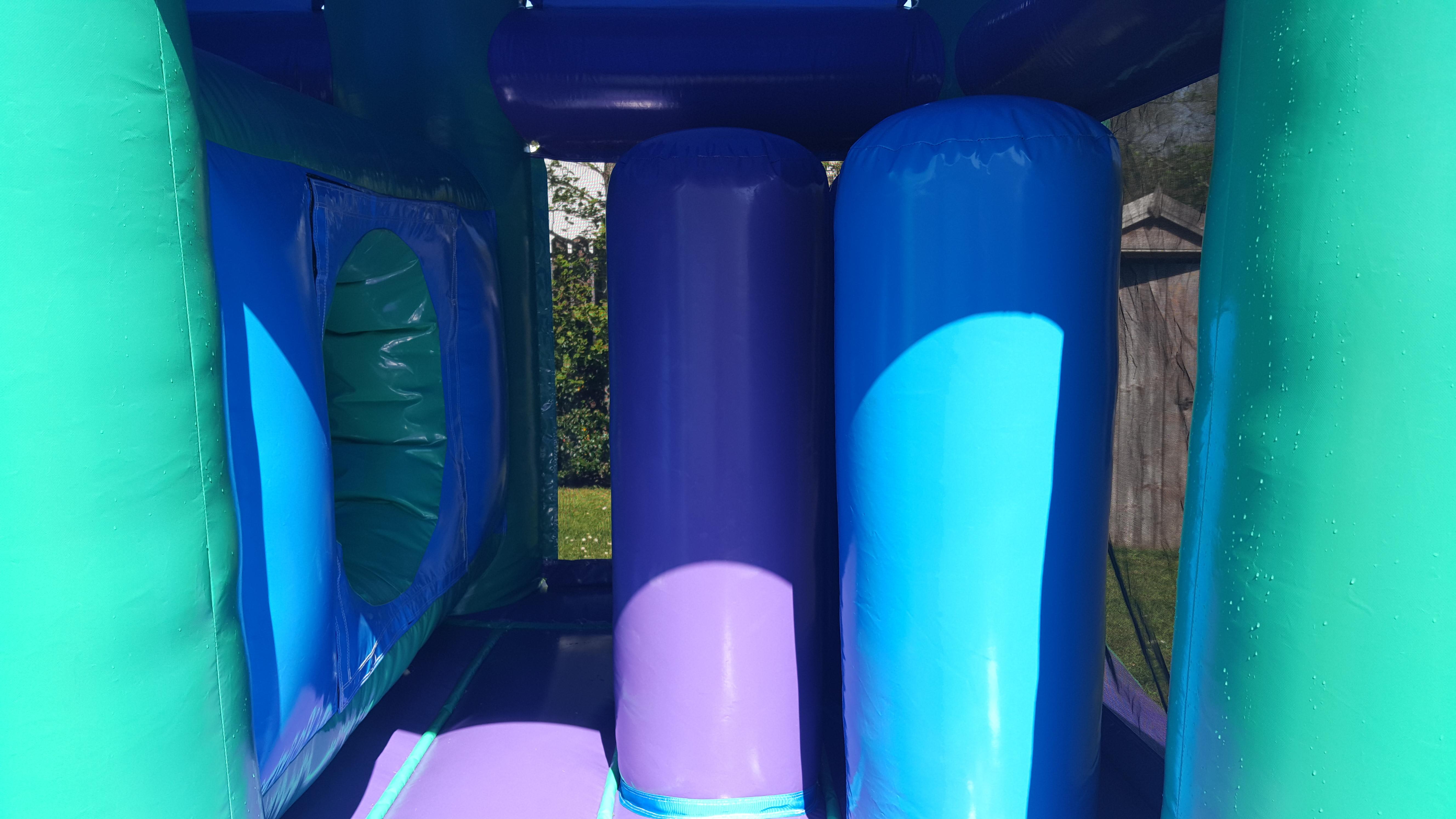27 Foot Course Sligo Bouncy Castles