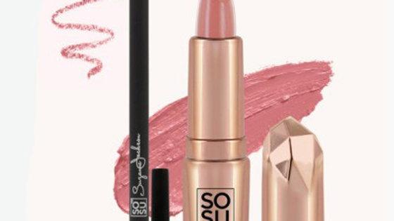 SoSu So Kiss Me Lip Kit Can't Cope