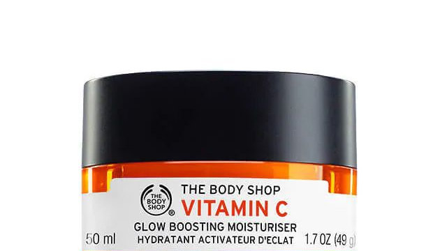 The Body Shop Vitamin C Glow Boosting Moisturiser
