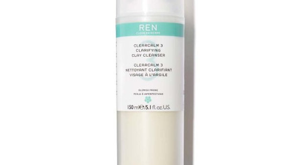 REN Clarifying Clay Cleanser