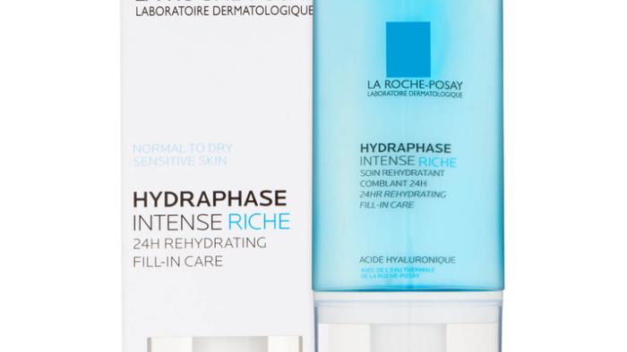La Roche-Posay Hydraphase Intense Rich 25Hr Cream (Hyalauronic Acid) 50ml