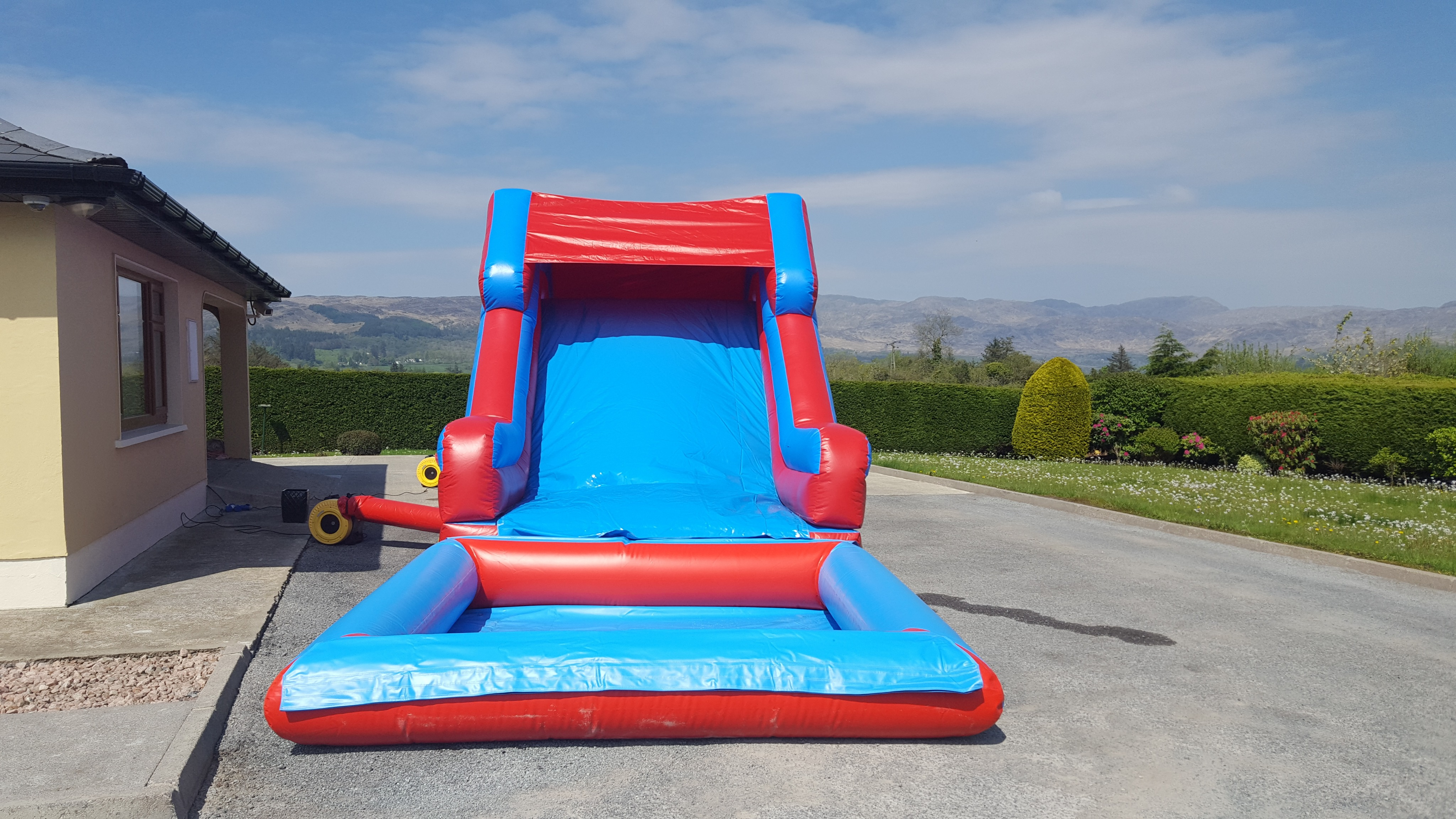 Sligo_Bouncy_Castle_Hire 50ft & Slide