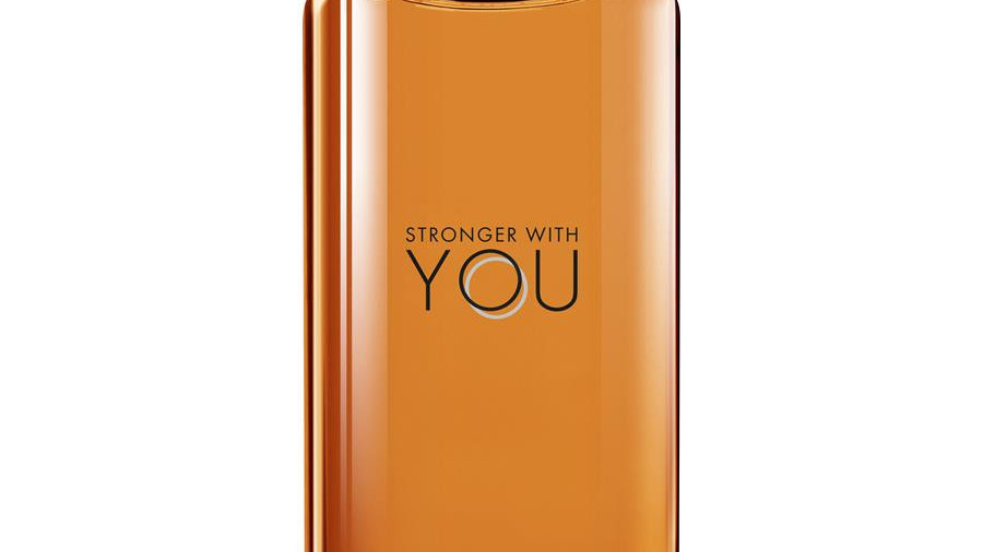 Emporio Armani Stronger With You All Over Body Shampoo 200ml