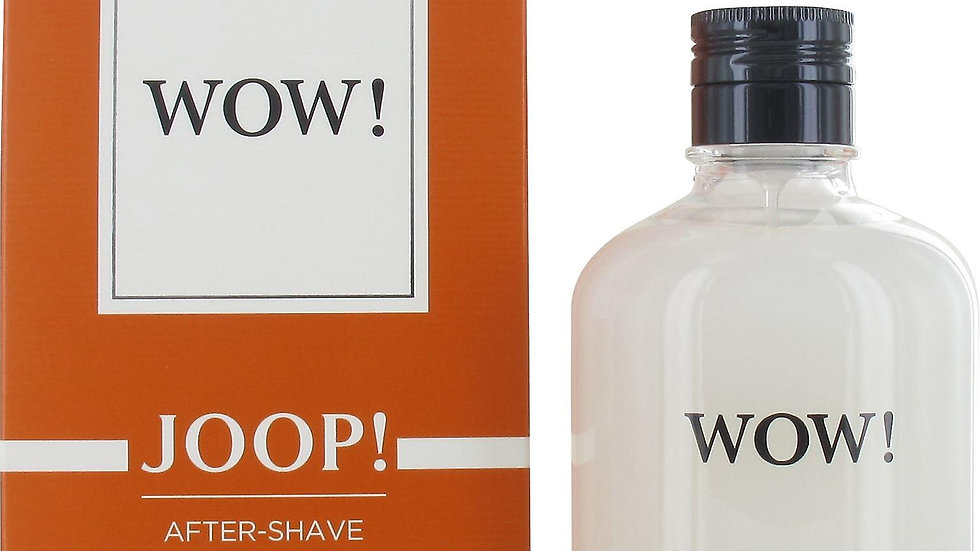 Joop! WOW  Aftershave Lotion for Men 100ml