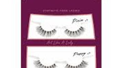 SoSu Synthetic Fibre Lashes Triple Pack