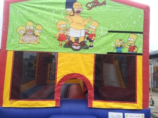 Modular Bouncy Castle Hire Donegal (5)