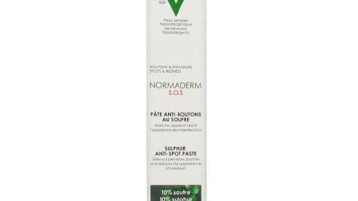 Vichy Normaderm Sulphur Antispot Paste