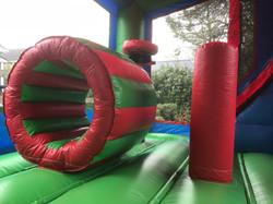 5 In 1 Castle. Sligo Bouncy Castle Hir