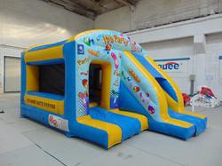 Party Time Bouncy Castle Sligo (6)