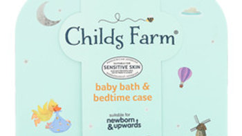 Child Farm Baby Bath & Bedtime Suitcase