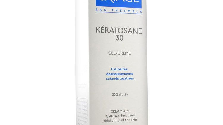 Uriage Kératosane 30 Cream-Gel 75ml
