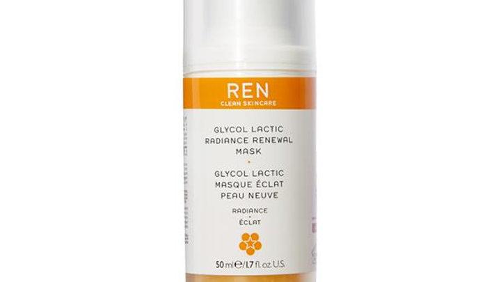 REN Glyco Lactic Radiance Renewal Mask