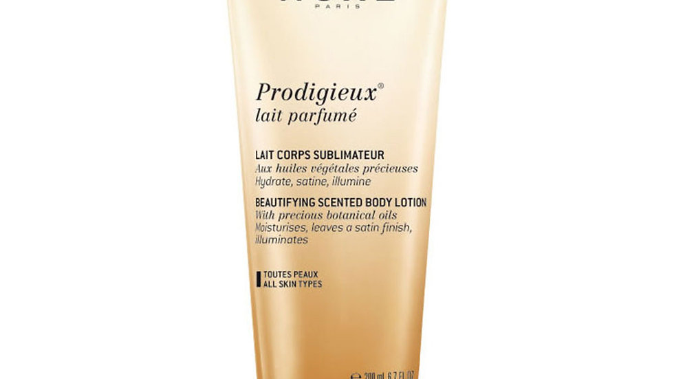NUXE Prodigieux Beautifiying Scented Body Lotion  300ML