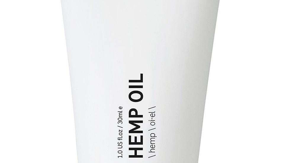 The INKEY list Hemp Oil Cream Moisturiser 30ml