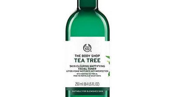 The Body Shop Tea Tree Cleansing Mattifying Facial Toner