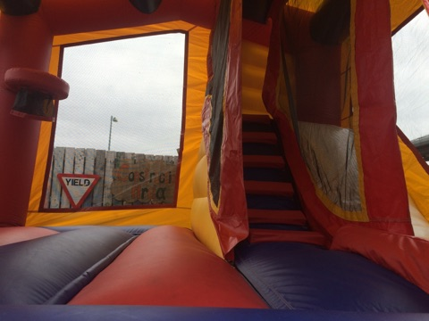 Modular Bouncy Castle Hire Donegal (1)
