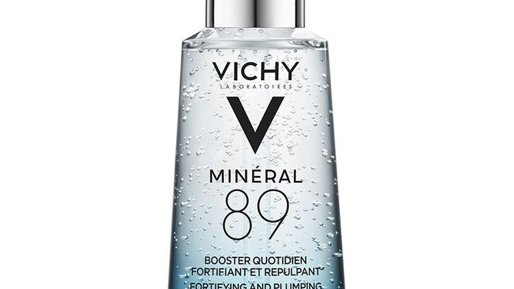 Vichy Minéral 89 Fortifying and Replumping Daily Booster 50ml