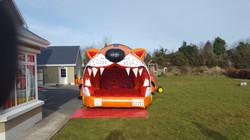 The Tiger Course Sligo Bouncy Castles Hire