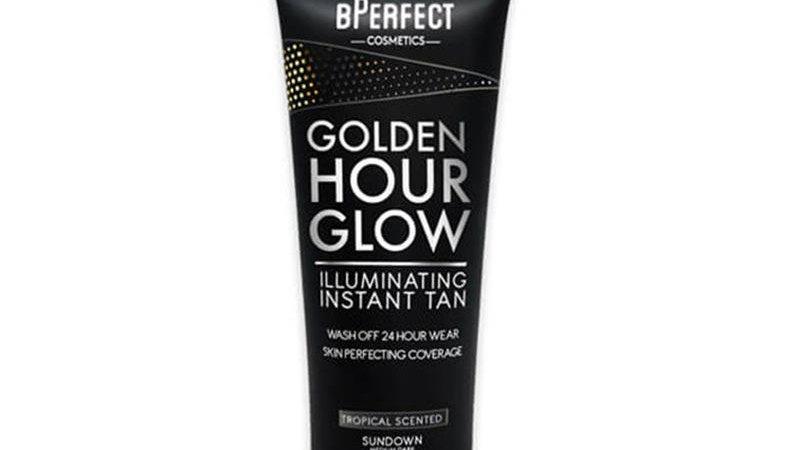 BPerfect Golden Hour Glow Sundown Medium Dark Illuminating Instant Tan 120ml