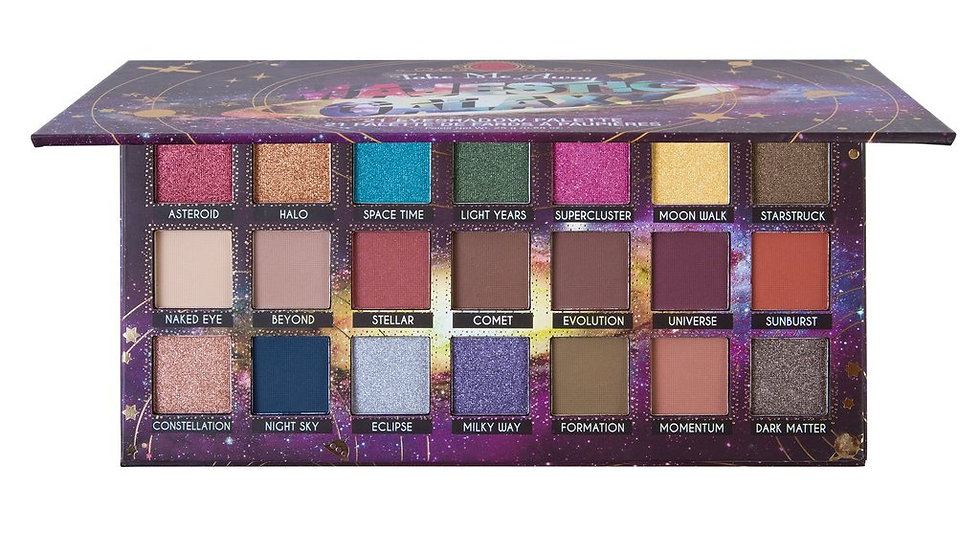 J. Cat Beauty Majestic Galaxy 21 Colour Eyeshadow Palette
