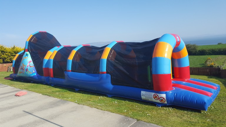 The Rainbow Sligo Bouncy Castle Hire