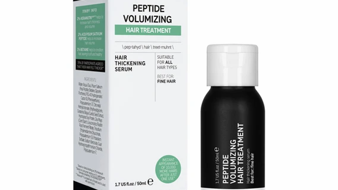 The INKEY list Peptide Volumising Hair Treatment