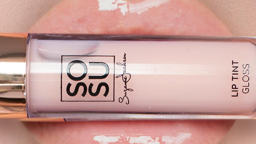 SOSO I Don't Care - Gloss Lip Tint
