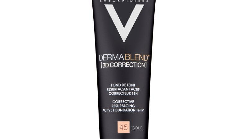 Vichy Dermablend 3D Correction Active Foundation 16HR SPF25 30ml 45 Gold
