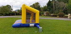 Inflatable Soccer Goals Sligo Bouncy Cas