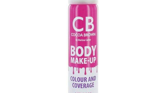 Cocoa Brown Body Makeup Medium Colour And Coverage 75ml