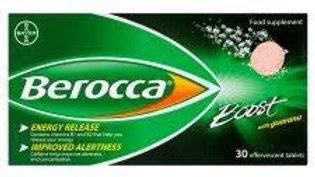 Berocca Boost 30 Effrevesant Tablets