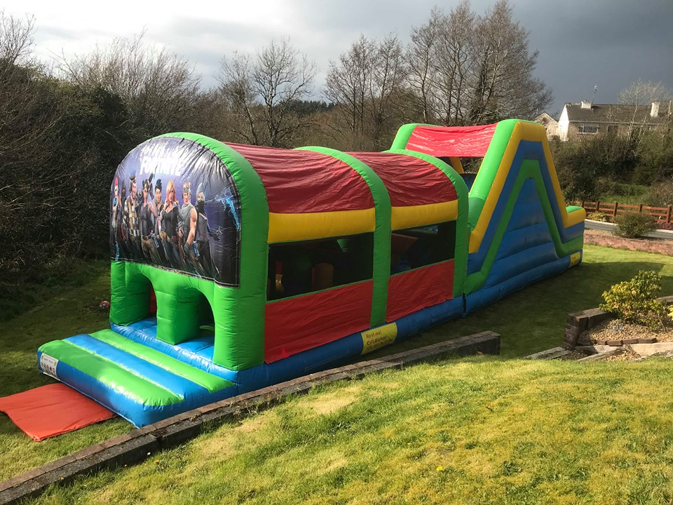Sligo Bouncy Castles Fortnite (3)