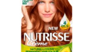 Garnier Nutrisse Natural Light Red Prmt Hairdye