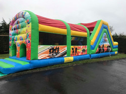 Donegal Bouncy Castles Parsy Course (8).