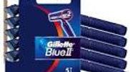 Gillette Disposable Machines Blue II 5 pcs