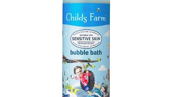 Childs Farm Bubble Bath For Buccaneers Organic Raspberry