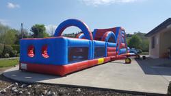 Sligo_Bouncy_Castle_Hire 50ft & Slide