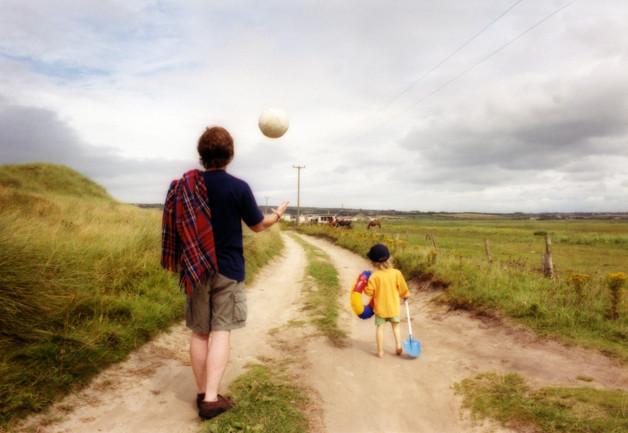 Like father like son (Ball)