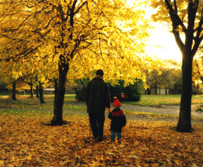 Like father like son (Sunset)