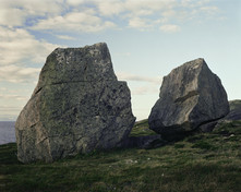 Two Prominent Boulders